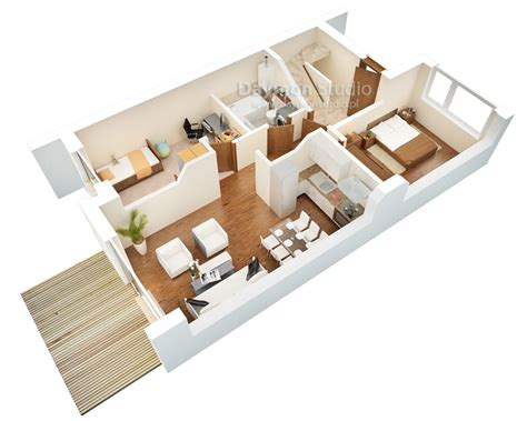 3d ground floor plan floor plan 3d