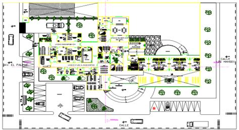 hospital laundry layout plan cad dwg floor plan autocad project architectural autocad mep ace