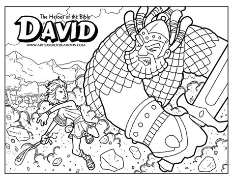 David Holy Bible Coloring Pages Big Bang Fish Dltk Bible Coloring Pages