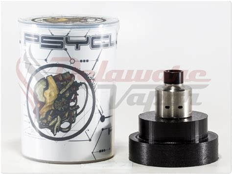 Hadaly High Quality Atomizer Rda For Vapor 22mm the hadaly rda by psyclone mods