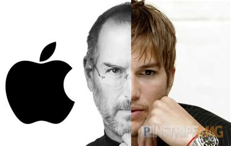 biography of steve jobs movie movie trailer ashton kutcher takes the role of steve