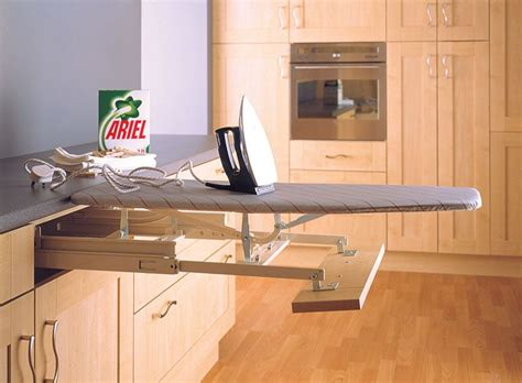 pull out ironing board cabinet steam press ironing board fold out ironing board installation