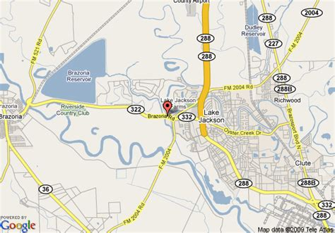 where is lake jackson texas on map map of cherotel brazosport hotel and conference center lake jackson