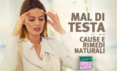 rimedi mal di testa griffonia un rimedio naturale contro cefalea ed emicrania