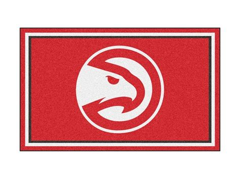 nba rugs nba 4 x 6 area rugs