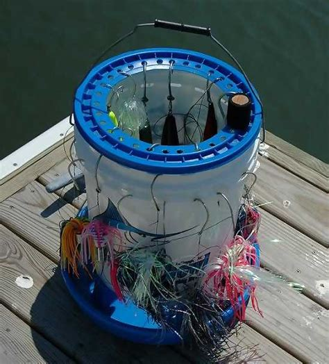 Display Stand With Hooks by Superbowl Rigging Bucket Features