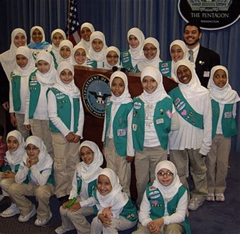 scout america scouting department the muslim american society