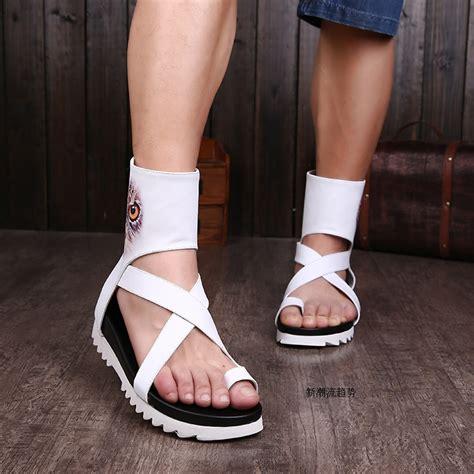 Sandal Gladiator Pria 6 buy grosir hewan mens sandal from china hewan mens