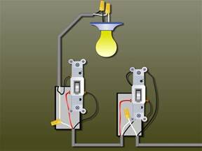 three light switches how to wire a 3 way light switch with pictures wikihow