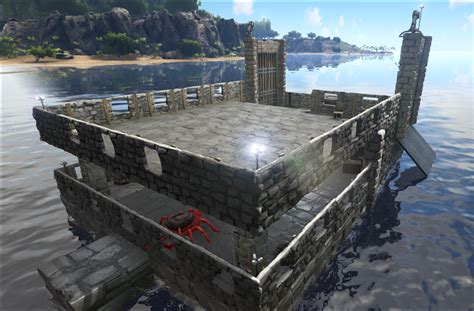 motorboat on ark steam community guide xyberviri s boat building guide