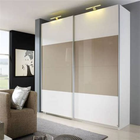 Fitting Wardrobe Doors by Wardrobe Sliding Fitting For 2 Doors Overlap 70 Kg With