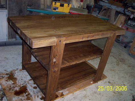 butchers block island interior home page