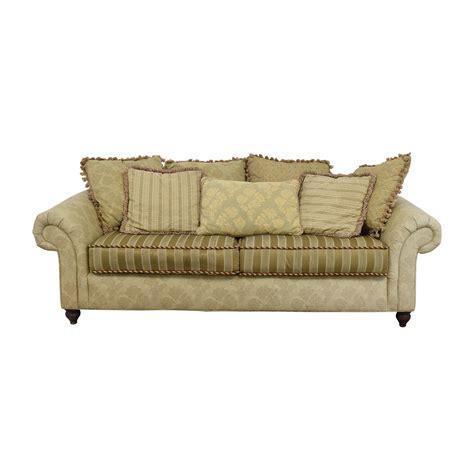 Domain Sofa by 90 Raymour Flanigan Raymour Flanigan Camel