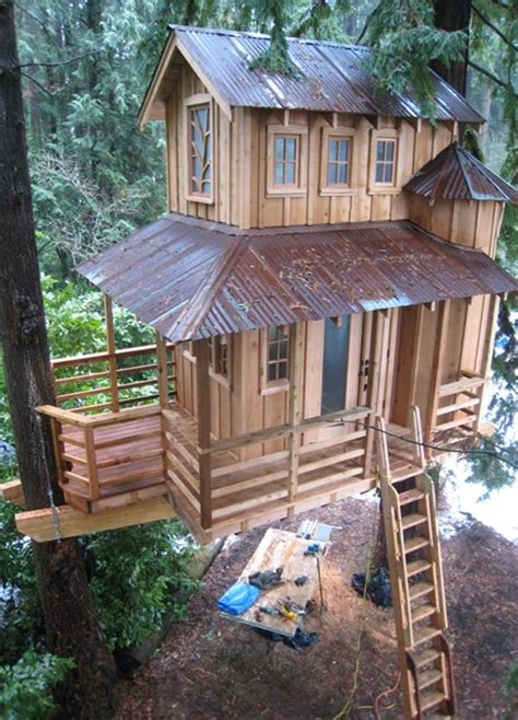 tiny house hotel near me 35 beautiful tree house ideas page 2 of 2 bored art