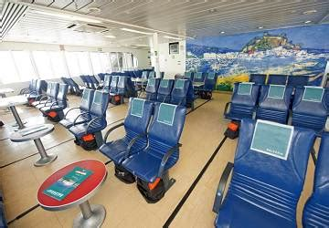 catamaran barcelona alcudia balearia jaume ii ferry review and ship guide