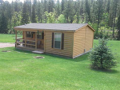 rustic cabins keystone south dakota american pines