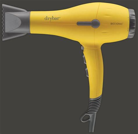 Drybar Hair Dryer professional hair styling tools buttercup professional