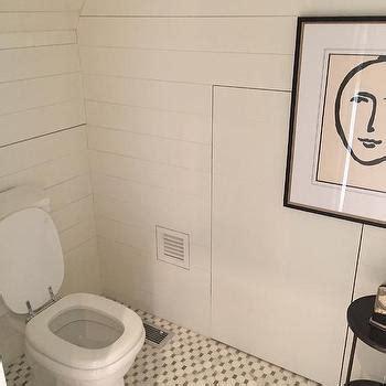bathroom voyour hidden shower transitional bathroom
