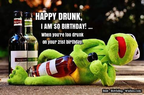 Happy Birthday Drunk Meme - happy 21st birthday meme funny pictures and images with