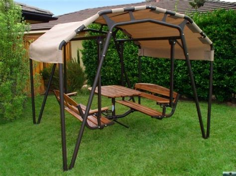 marvelous patio swing glider with canopy 4 person beige chair patio glider with canopy french