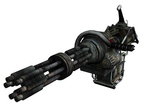 Of Robots Heavy Gun Barrel Ng 4 concept minigun page 3
