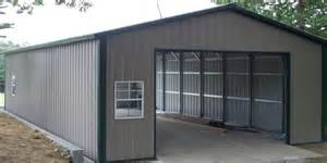 Metal Garage Designs catapult steel buildings call for quote 866 332 9887