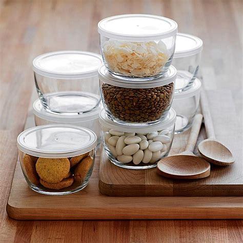 barattoli in vetro per alimenti i contenitori per alimenti pi 249 belli e utili