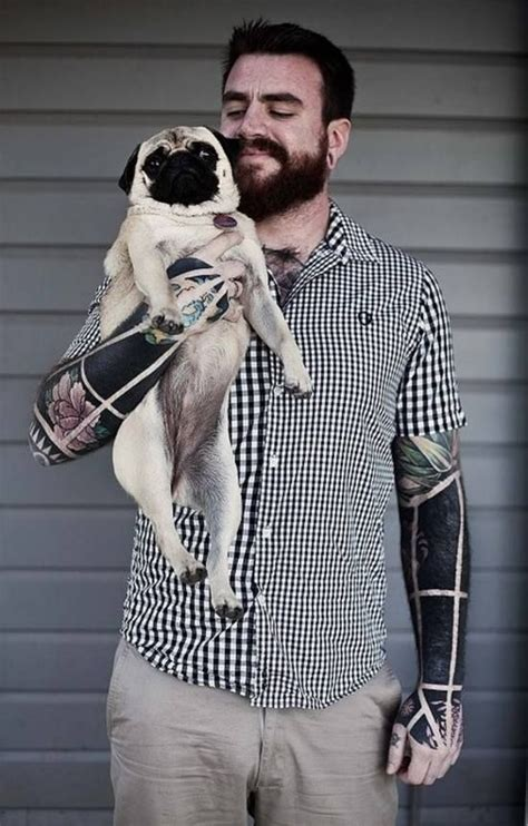guys with puppies 17 best images about with beards with dogs on boys mans best friend