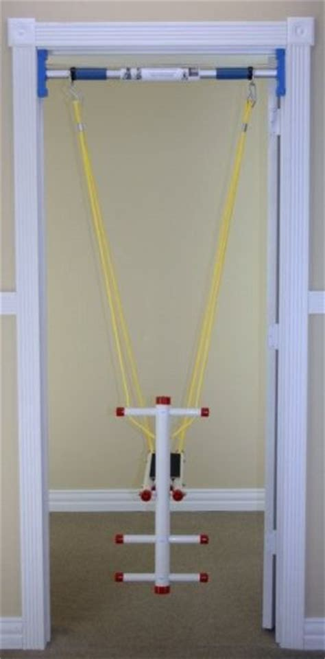 door frame swing door frame mounted glider swing occupational therapy