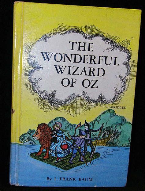 The Wonderful L by The Wonderful Wizard Of Oz L Frank Baum 1970 Hb Ad
