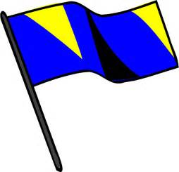 color guard flag clip at clker vector clip