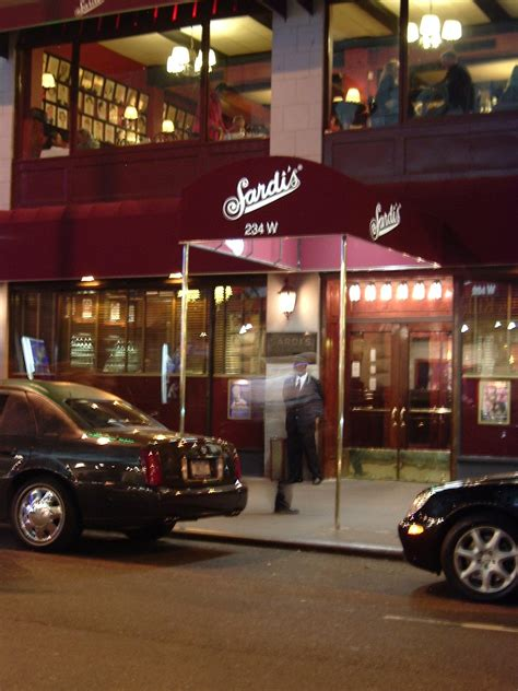 sardis restaurant manhattan new york glee wikipedia