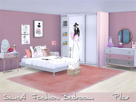 my sims 4 blog toy story bedroom set by miguel my sims 4 blog fashion bedroom set by pilar