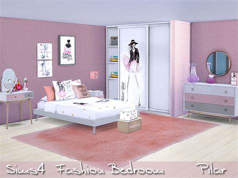 my sims 4 blog stylish modern bedroom set by mxims my sims 4 blog fashion bedroom set by pilar