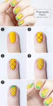 25 easy step by step nail art tutorials for beginners