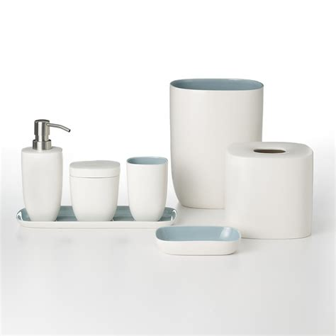 designer bathroom sets modern bathroom accessories waterworks studio modern ceramic bath accessories bathroom