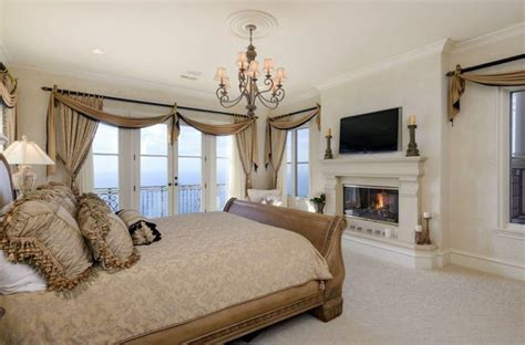 fireplace in master bedroom luxury master bedrooms with fireplaces designing idea
