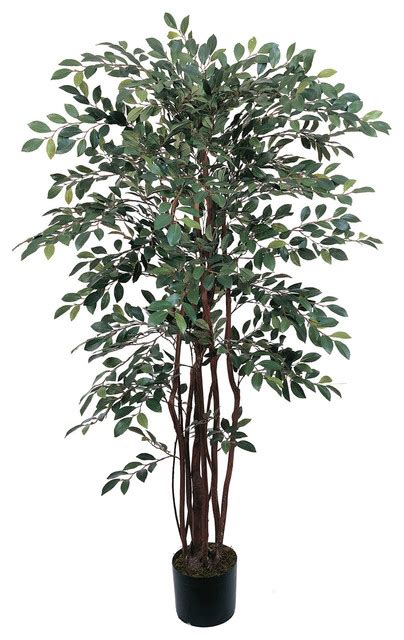 artificial bathroom plants 4 ruscus silk tree transitional artificial plants and