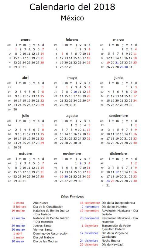 vacaciones de medio a 241 o 191 qu 233 hacemos con nuestros as dias inhabiles mexico ley federal del trabajo calendario