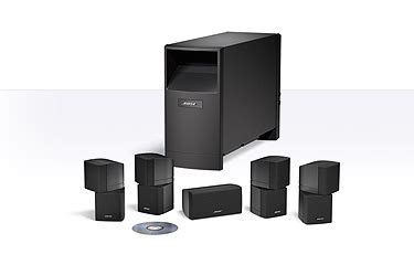 bose acoustimass  speaker system pacific  fi liverpool