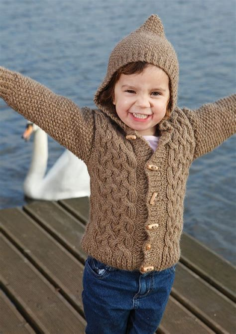 free childs aran knitting patterns zest child s cabled cardigan free knitting pattern