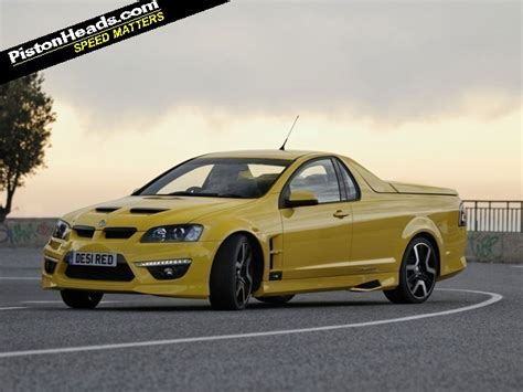 vauxhall vxr8 ute re driven vauxhall vxr8 maloo page 1 general gassing