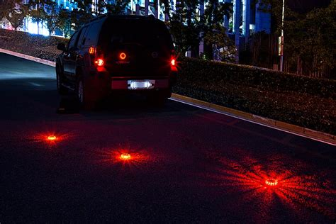 led safety flare light rechargeable led road flares led safety flares