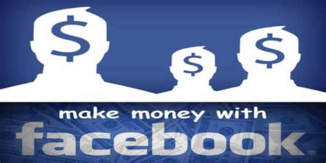How To Make Money Online With My Facebook Account - how to make money online with facebook find out the ways exeideas let s your