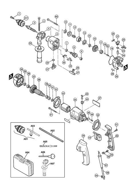 Buy Makita Hp2030 Type 3 3 4 Inch Hammering Drill 2 Speed