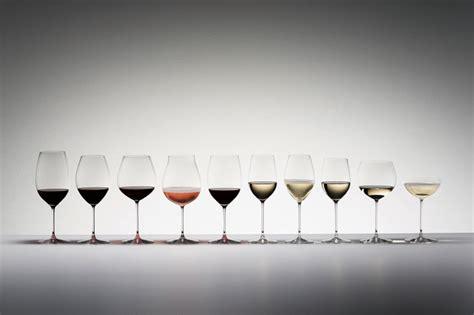 riedel bicchieri riedel veritas series by riedel riedel