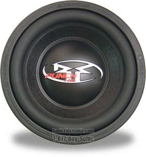 rockford fosgate rfd  car subwoofers sonic electronix
