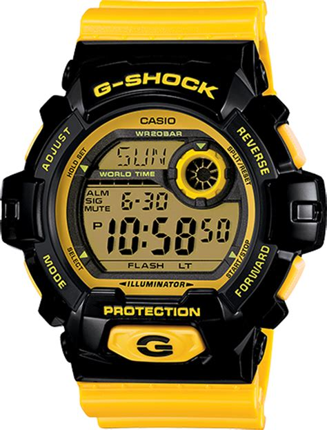 G Shock Db 2034 Black 8900 g shock db