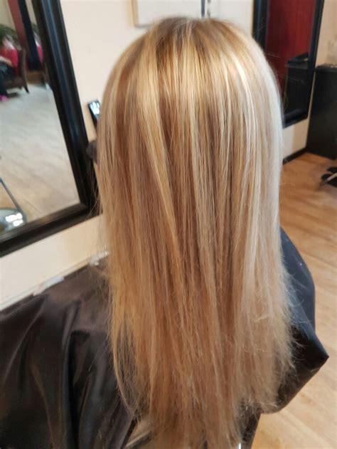 best 25 low lights hair ideas on pinterest lowlights gallery platinum blonde with caramel lowlights women