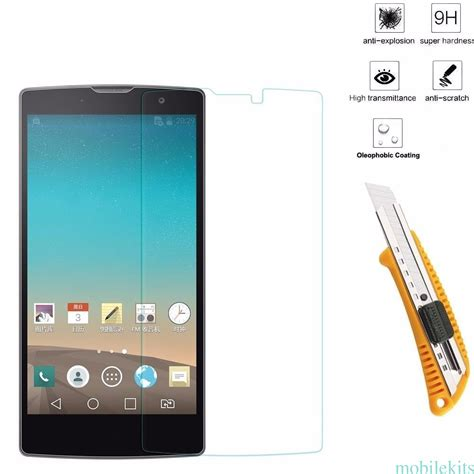 Tempered Glass Lg Screen tempered glass screen protector for lg spirit optimus